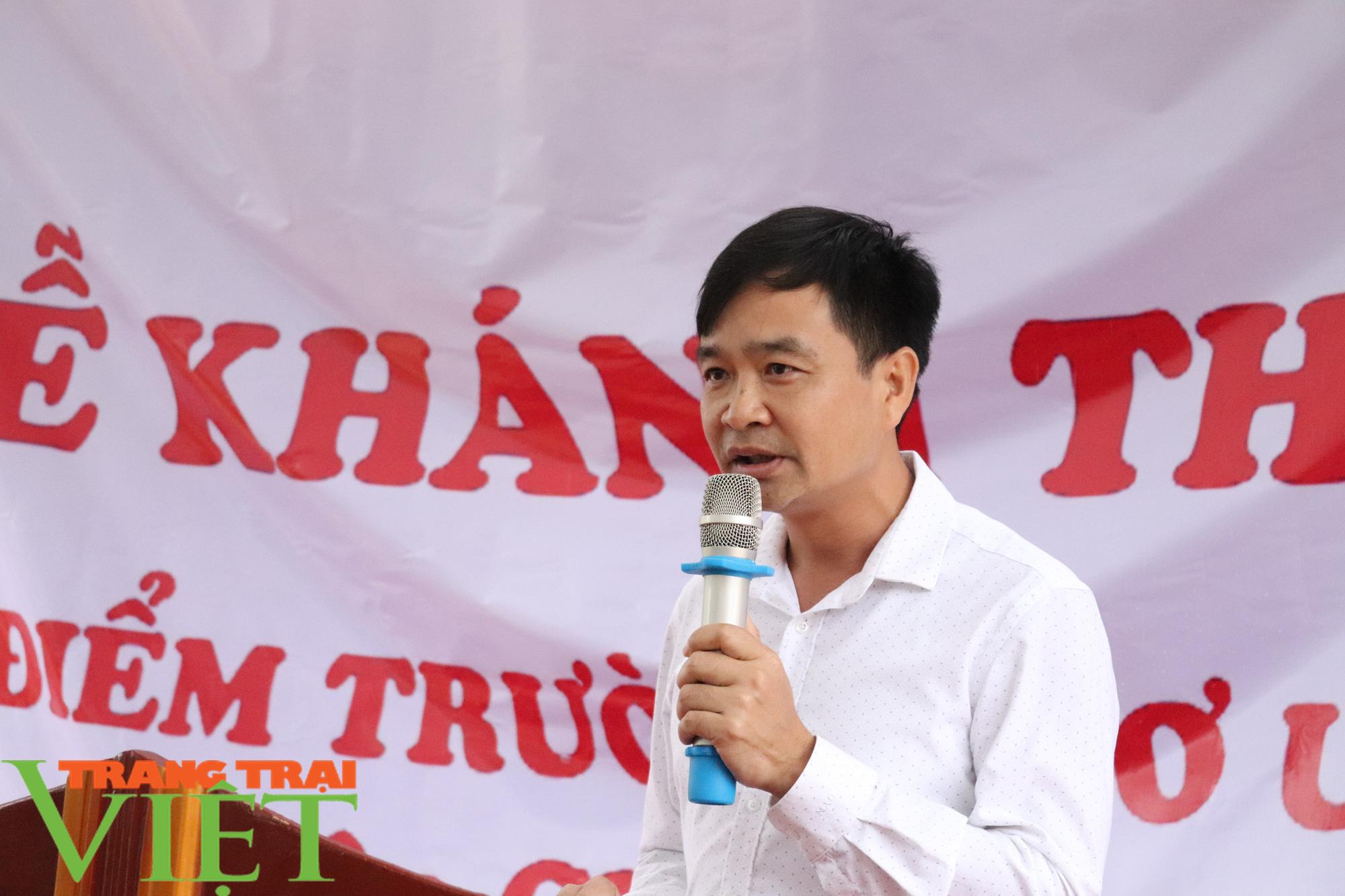 """Báo NTNN/Dân Việt - Quỹ Thiện Tâm khánh thành """"Điểm trường mơ ước"""" từ thiện tại Sơn La - Ảnh 10."""