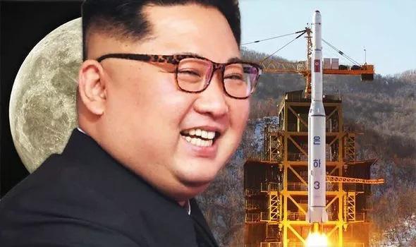 Kim Jong-un muốn biến Triều Tiên thành cường quốc không gian  - Ảnh 1.