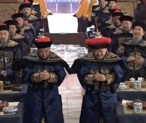 """""""Đệ nhất quan tham"""" Hòa Thân và cuộc đấu trí với Lưu Dung - Ảnh 2."""