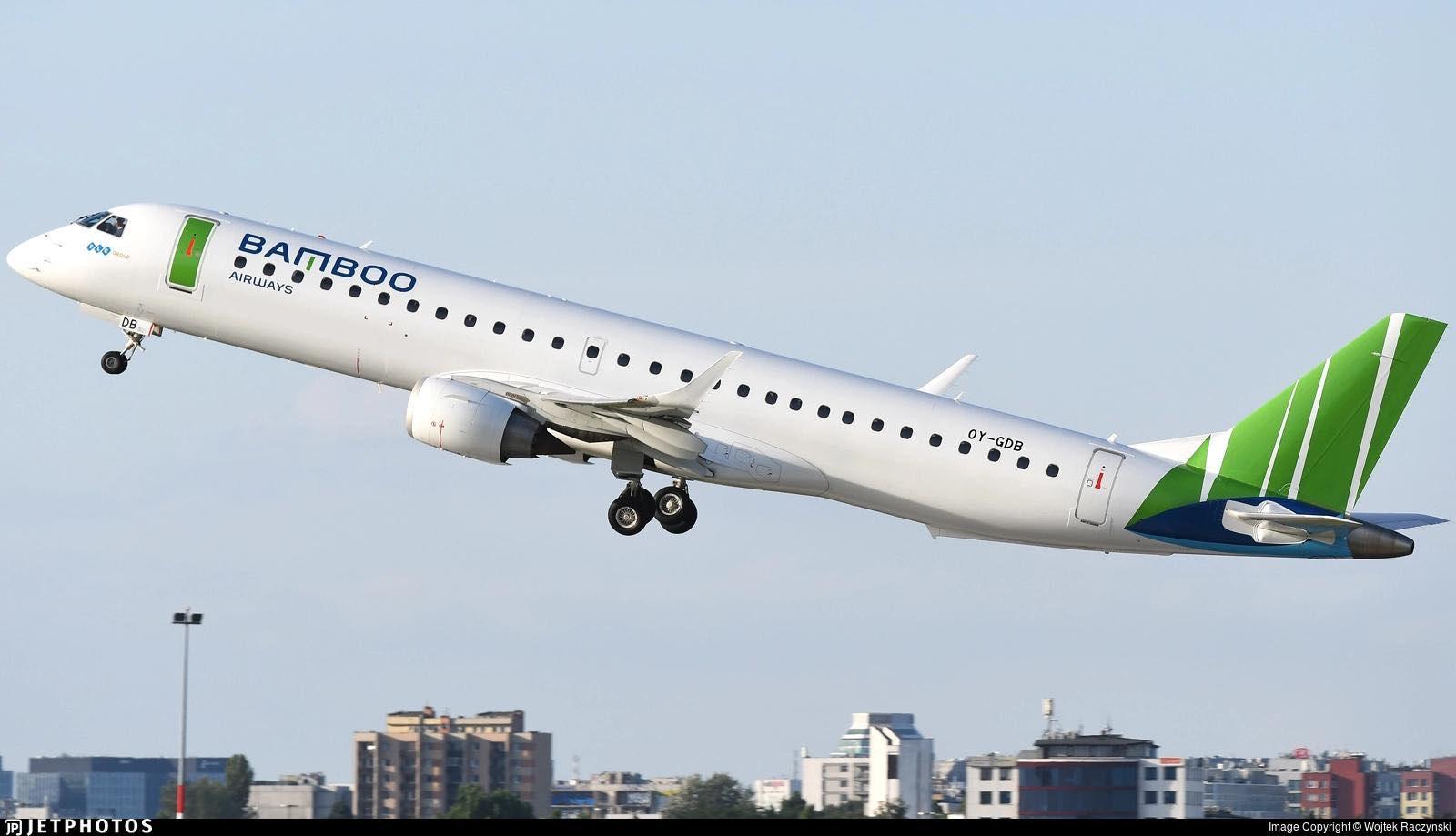 Bamboo Airways khai thác máy bay chưa từng có tại Việt Nam bay tới Côn Đảo - Ảnh 1.