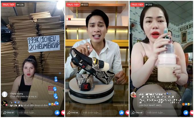 'Tranh tối tranh sáng' của bán hàng livestream ở Việt Nam - Ảnh 1.