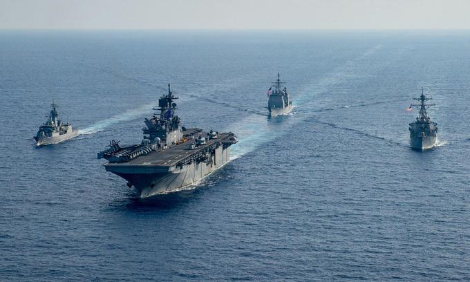 Vấn đề Biển Đông, cần đẩy mạnh hợp tác xây dựng lòng tin, sử dụng các biện pháp hòa bình  - Ảnh 1.