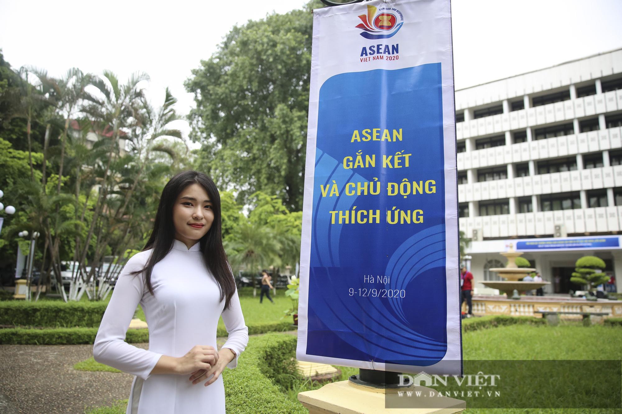 Toàn cảnh Hội nghị Bộ trưởng Bộ trưởng Ngoại giao ASEAN lần thứ 53 - Ảnh 10.