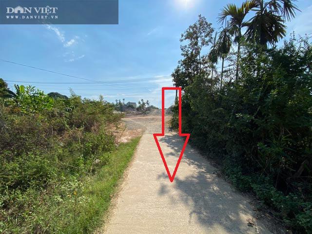 Quảng Ngãi: Tạm dừng dự án đường 0,53km trị giá gần 2 triệu USD vì thiếu vốn  - Ảnh 2.