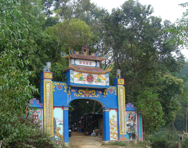 Thủ tướng đồng ý chuyển mục đích sử dụng đất làm dự án Khu du lịch sinh thái Đá Thiên - Ảnh 2.