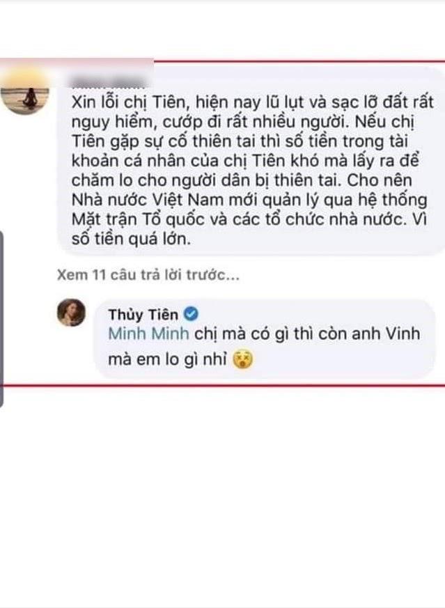 Thủy Tiên bị anti-fan trù ẻo gặp nạn trong chuyến cứu trợ miền Trung, dân mạng sôi sục phẫn nộ - Ảnh 2.