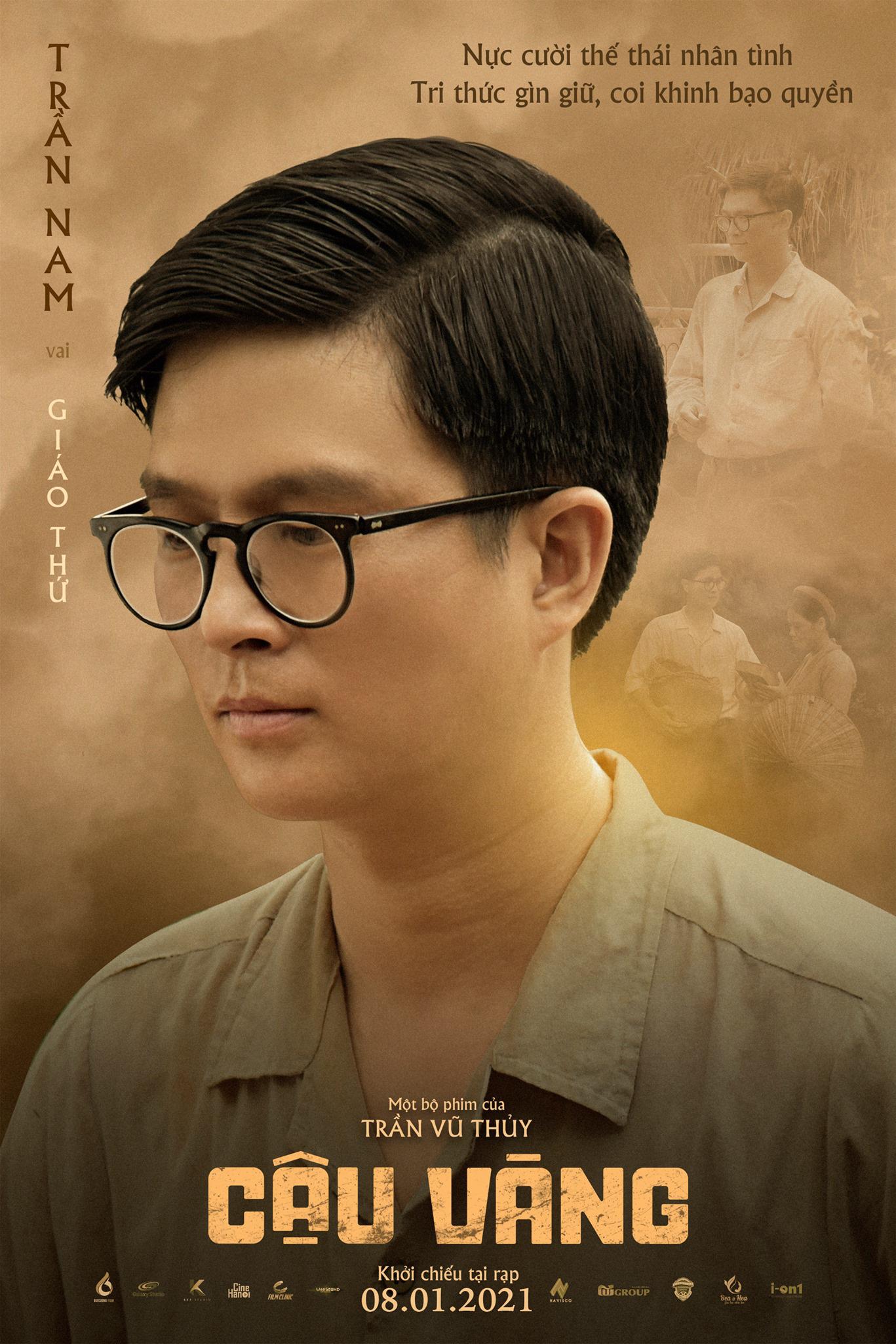 """Tung poster giới thiệu nhân vật, """"Cậu Vàng"""" lại khiến dân mạng dậy sóng vì điều này - Ảnh 11."""