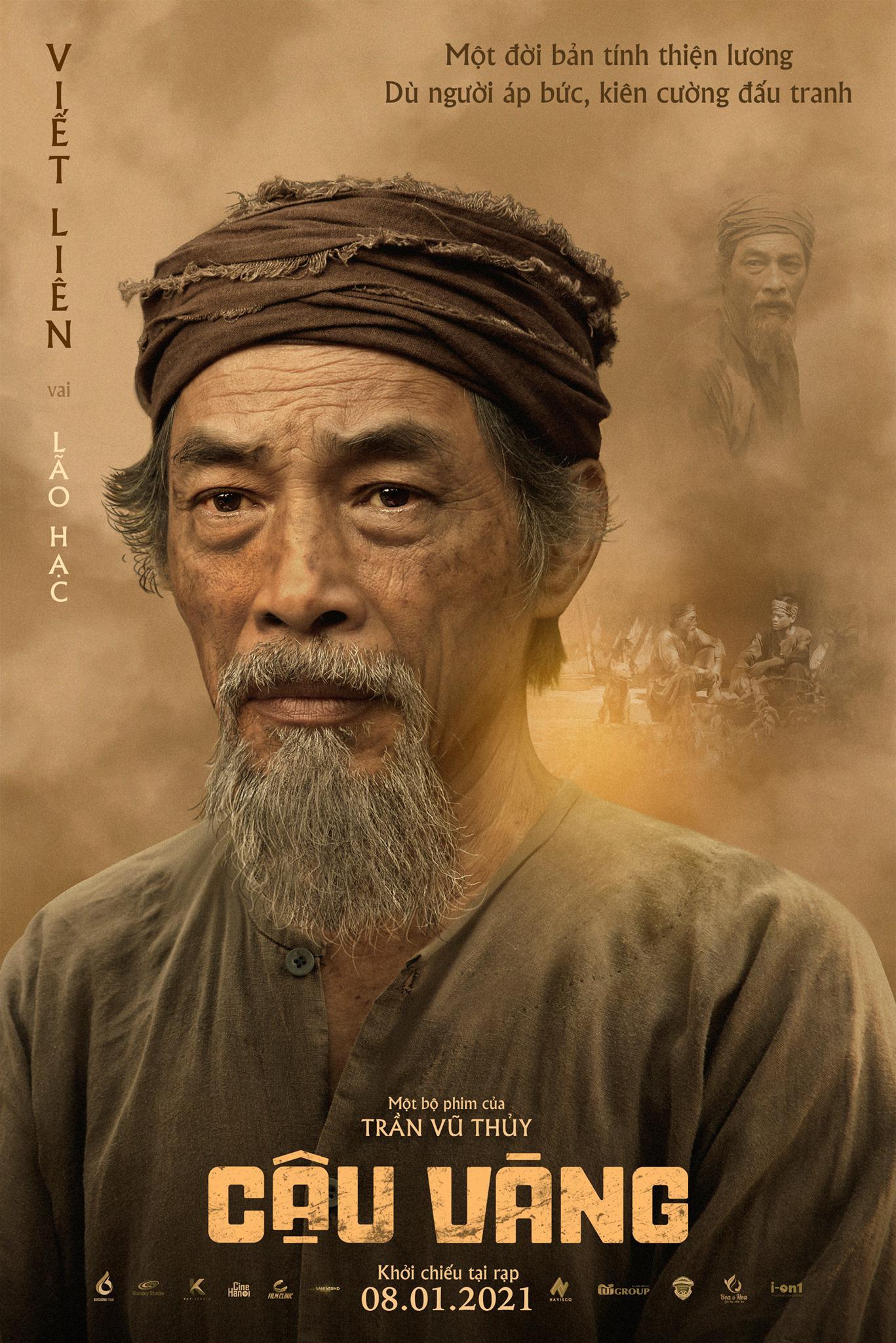 """Tung poster giới thiệu nhân vật, """"Cậu Vàng"""" lại khiến dân mạng dậy sóng vì điều này - Ảnh 2."""