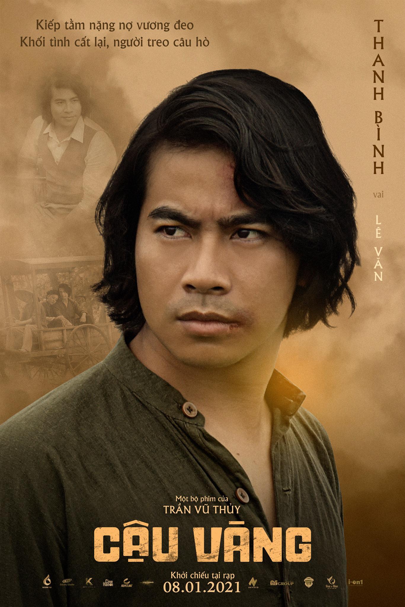 """Tung poster giới thiệu nhân vật, """"Cậu Vàng"""" lại khiến dân mạng dậy sóng vì điều này - Ảnh 6."""