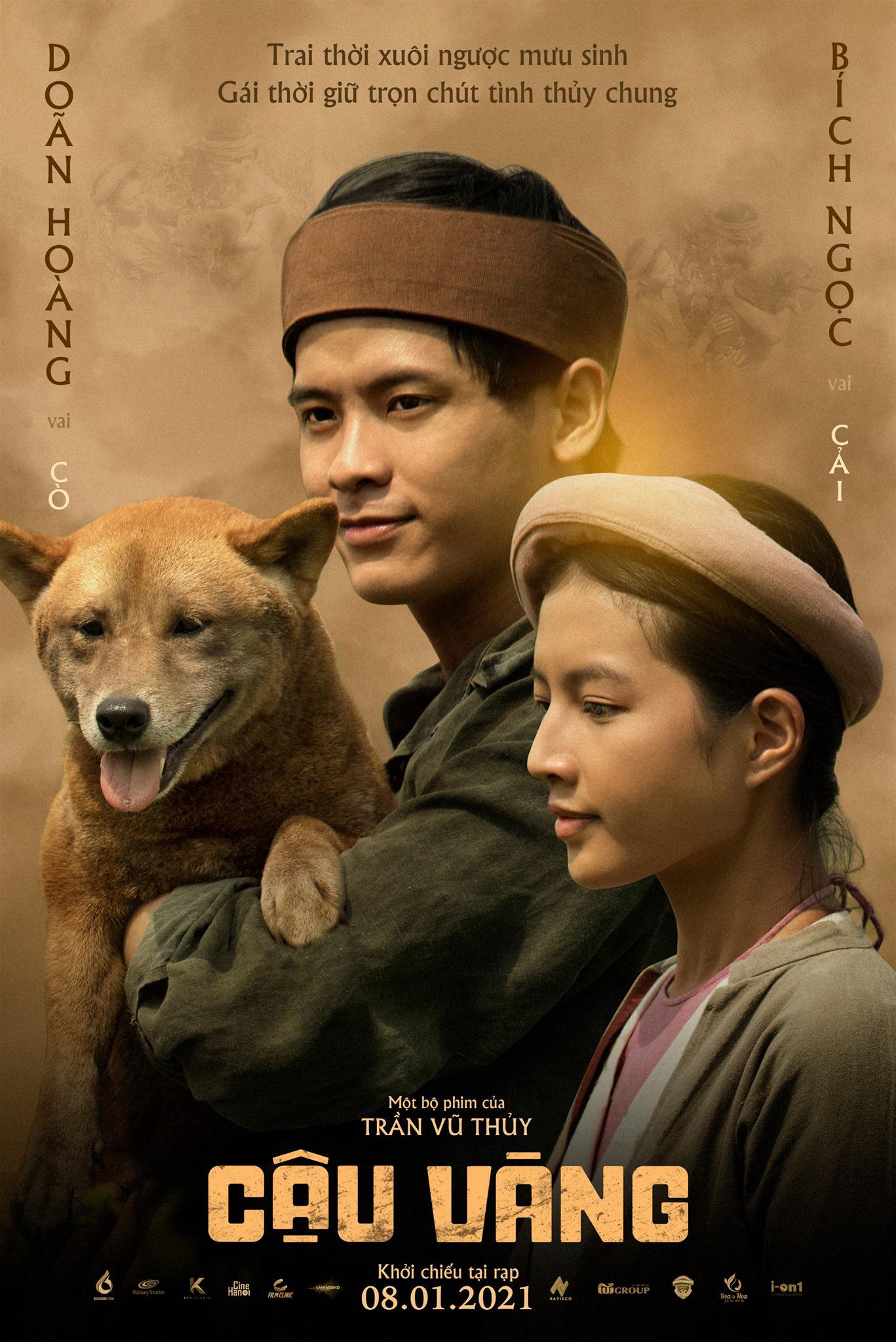"""Tung poster giới thiệu nhân vật, """"Cậu Vàng"""" lại khiến dân mạng dậy sóng vì điều này - Ảnh 4."""