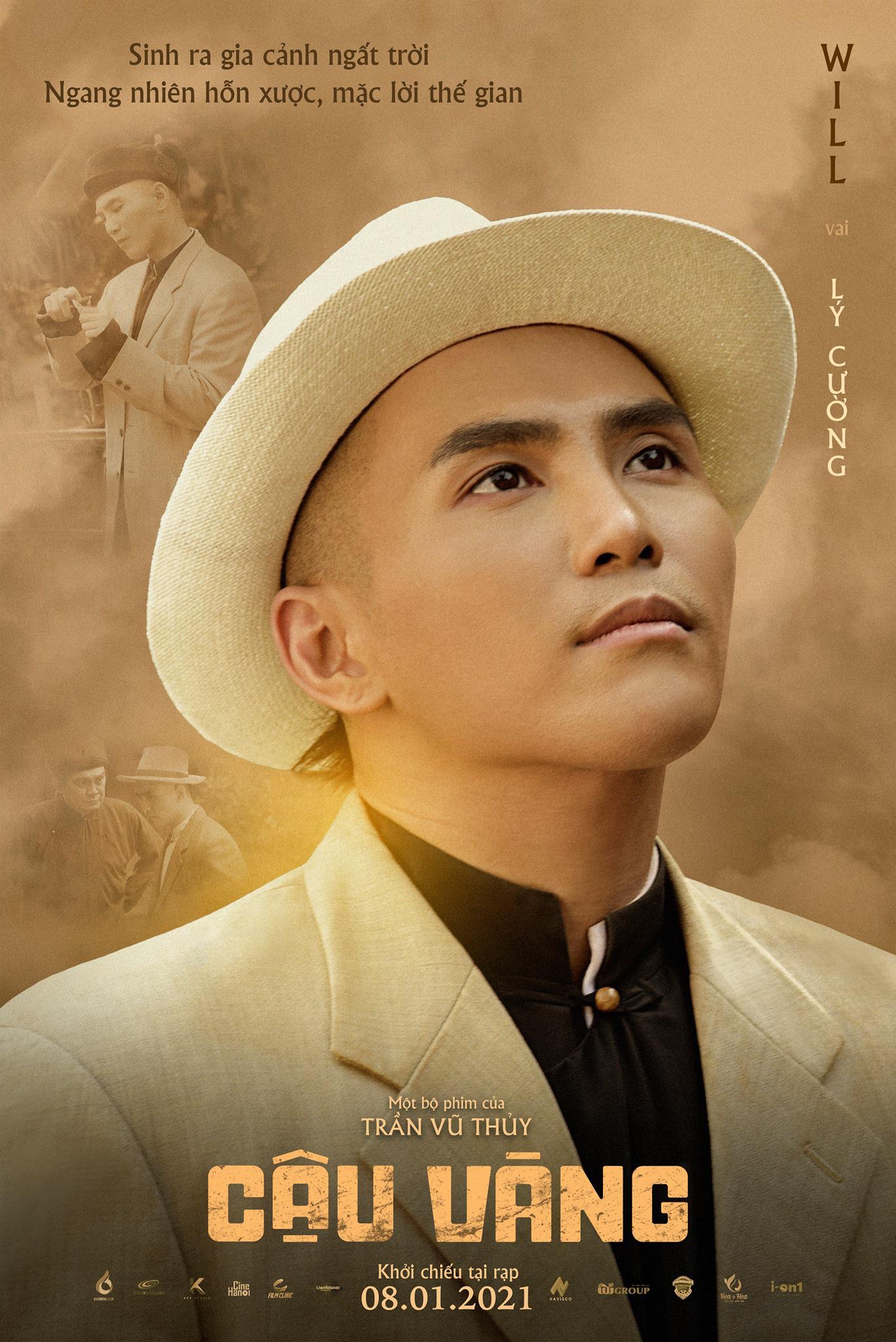 """Tung poster giới thiệu nhân vật, """"Cậu Vàng"""" lại khiến dân mạng dậy sóng vì điều này - Ảnh 8."""