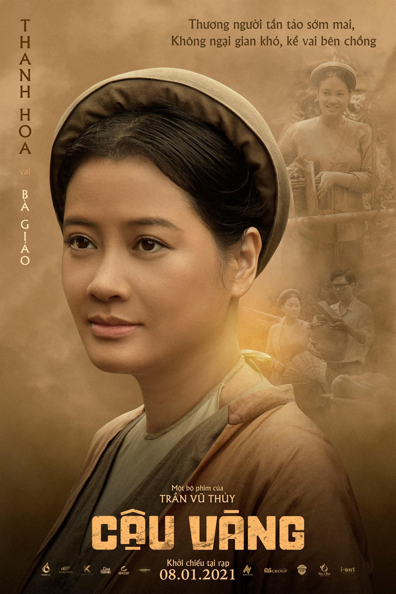 """Tung poster giới thiệu nhân vật, """"Cậu Vàng"""" lại khiến dân mạng dậy sóng vì điều này - Ảnh 9."""