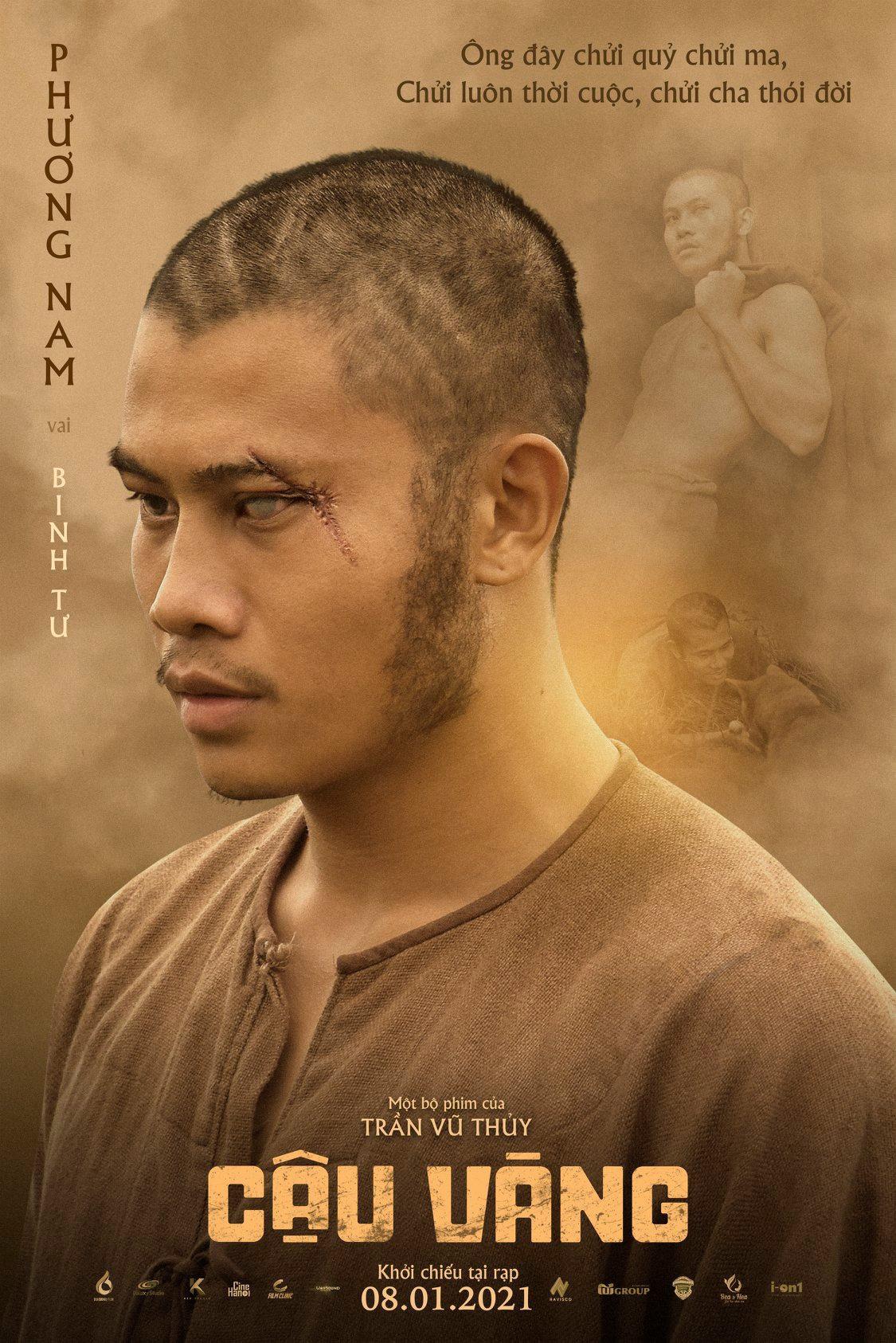 """Tung poster giới thiệu nhân vật, """"Cậu Vàng"""" lại khiến dân mạng dậy sóng vì điều này - Ảnh 12."""