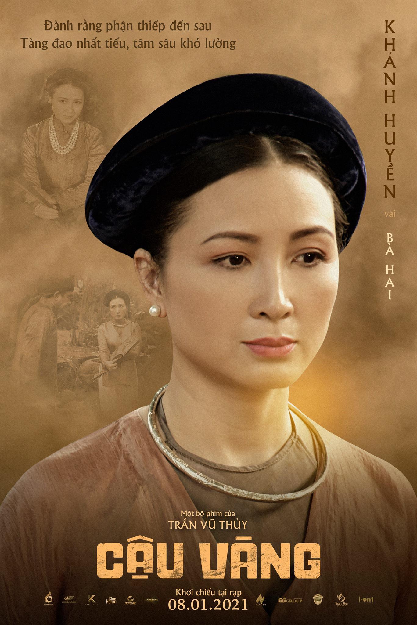 """Tung poster giới thiệu nhân vật, """"Cậu Vàng"""" lại khiến dân mạng dậy sóng vì điều này - Ảnh 5."""