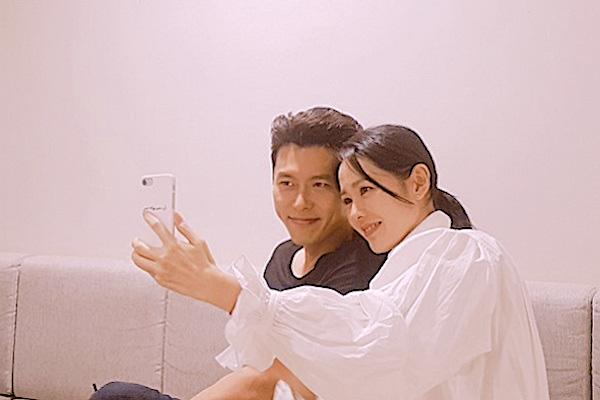 """Hyun Bin - Son Ye Jin gây """"sốt"""" mạng vì lộ bằng chứng hẹn hò bí mật ngày đầu năm mới 2021 - Ảnh 6."""