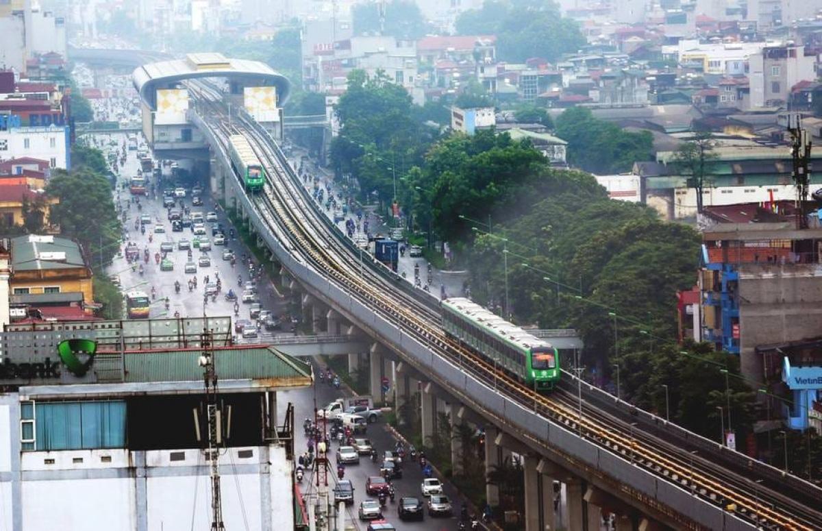 Gần 10 năm Dự án đường sắt Cát Linh - Hà Đông: Xuân này, tàu sẽ chạy? - Ảnh 4.