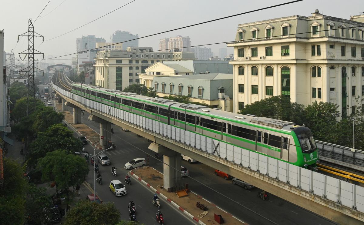 Gần 10 năm Dự án đường sắt Cát Linh - Hà Đông: Xuân này, tàu sẽ chạy? - Ảnh 3.