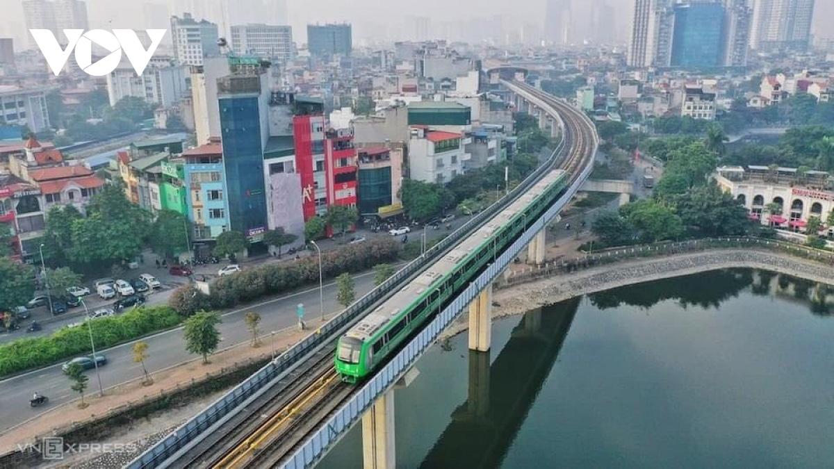 Gần 10 năm Dự án đường sắt Cát Linh - Hà Đông: Xuân này, tàu sẽ chạy? - Ảnh 1.