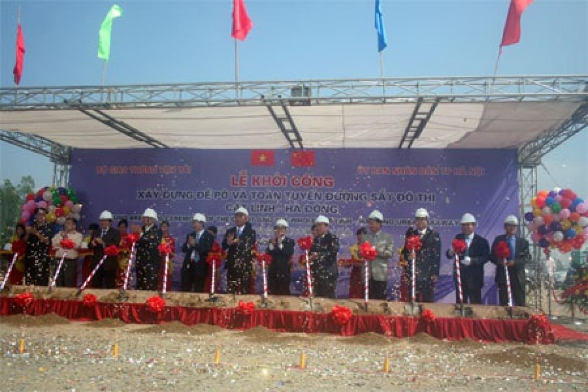 Gần 10 năm Dự án đường sắt Cát Linh - Hà Đông: Xuân này, tàu sẽ chạy? - Ảnh 2.