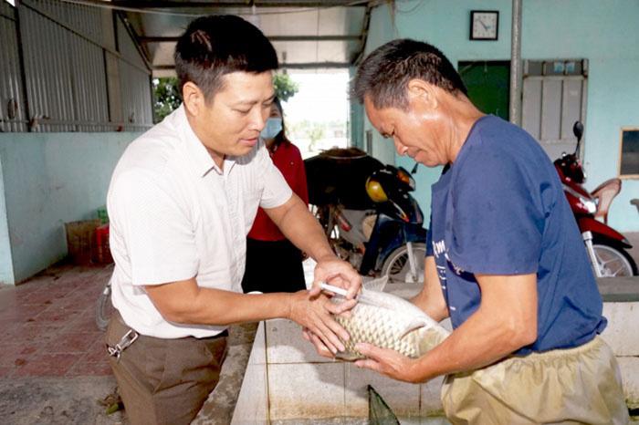 """Nuôi cá ngon theo công nghệ """"sông trong ao"""", một ông nông dân tỉnh Hưng Yên mỗi năm bán 250 tấn cá, thu tiền tỷ - Ảnh 1."""