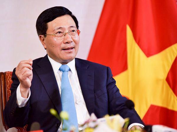 Đối ngoại Việt Nam 2020 qua những con số đầy bản lĩnh - Ảnh 1.