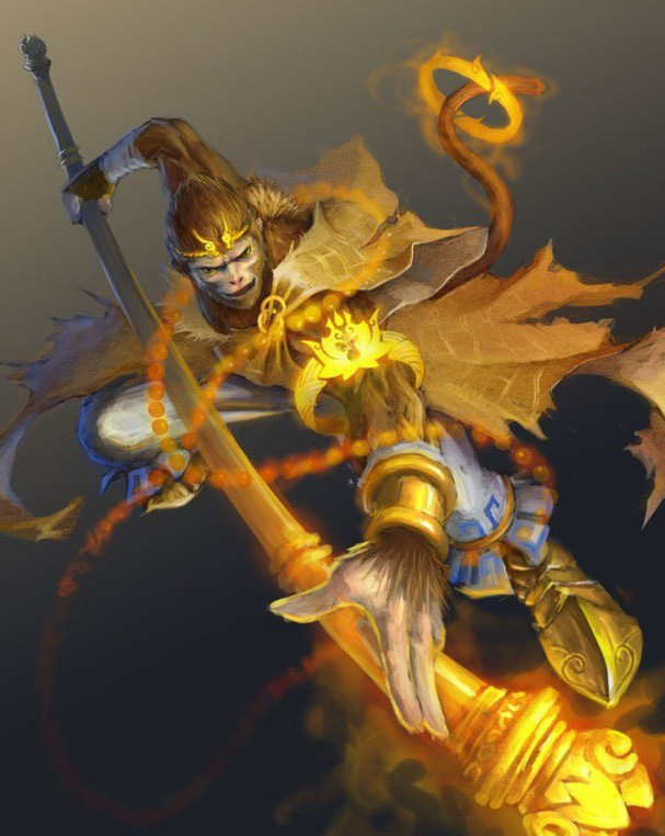 Nếu không phải được Diêm Vương nhường, Tôn Ngộ Không đã chết ngay từ những tập phim đầu tiên - Ảnh 6.