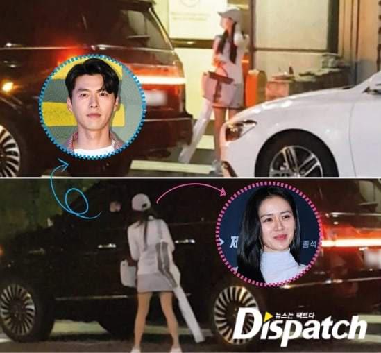 """Hyun Bin - Son Ye Jin gây """"sốt"""" mạng vì lộ bằng chứng hẹn hò bí mật ngày đầu năm mới 2021 - Ảnh 2."""