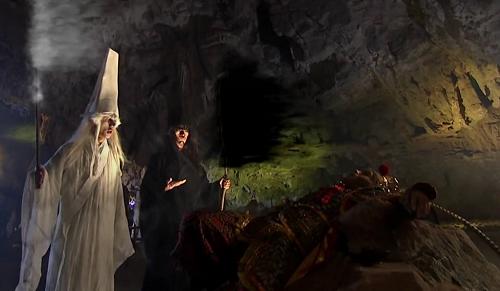 Nếu không phải được Diêm Vương nhường, Tôn Ngộ Không đã chết ngay từ những tập phim đầu tiên - Ảnh 1.