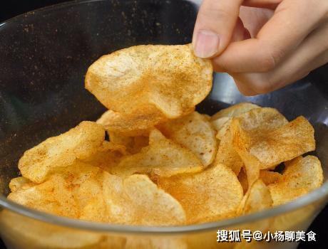 khoai tây chiên giòn rụm mà không cần nguyên liệu - Ảnh 1.