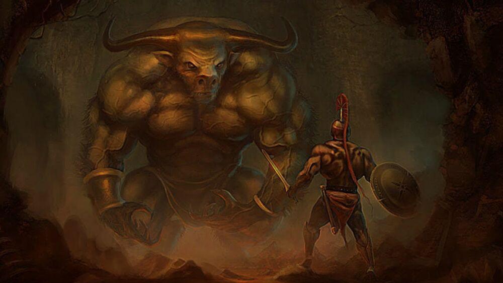 """Top 10 """"quái vật"""" gớm ghiếc nhất trong thần thoại Hy Lạp - Ảnh 7."""