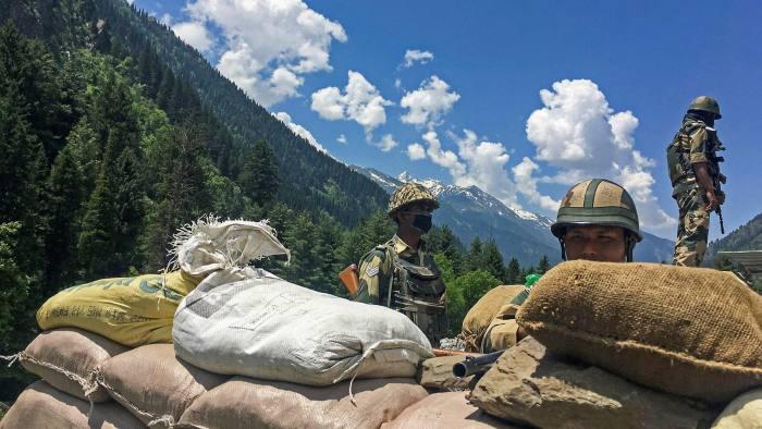 Nóng biên giới Trung-Ấn: Sự cố mới nguy cơ bùng nổ căng thẳng - Ảnh 1.