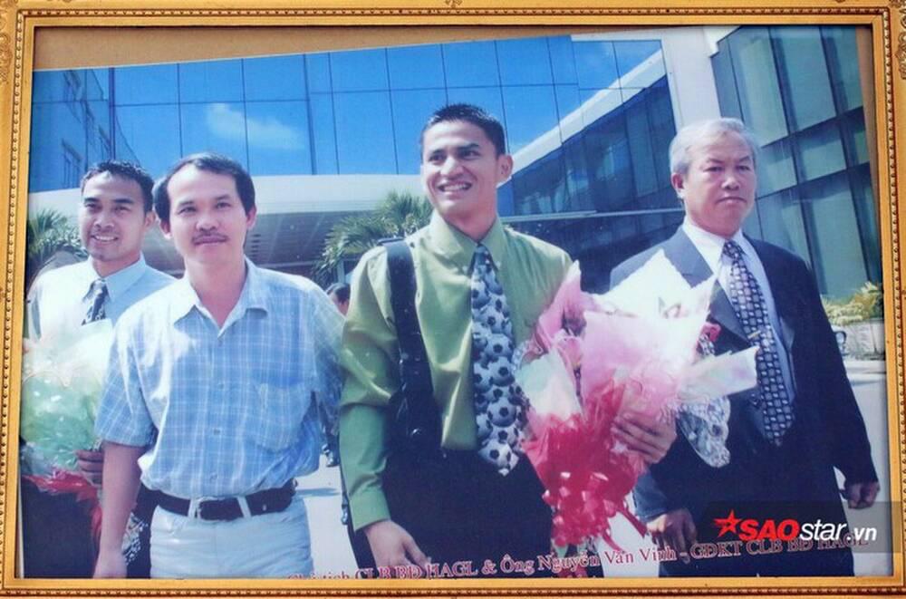 """Tại sao các huyền thoại Thái Lan gọi bầu Đức là """"người bố của tôi""""'? - Ảnh 1."""