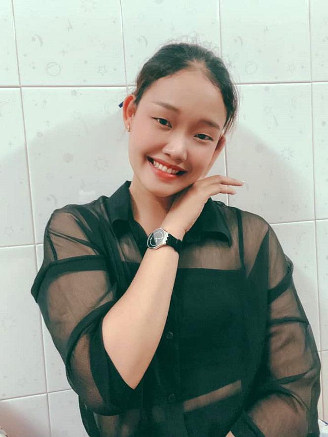 Giải nghệ ở tuổi 22, hoa khôi bóng chuyền Dương Thị Hên... xinh đẹp hút hồn - Ảnh 13.