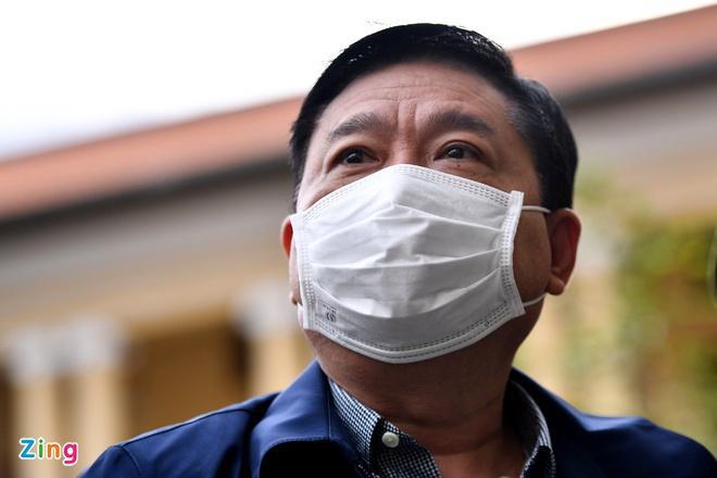 Đã quyết định ngày tiếp tục xử cựu Chủ tịch PVN Đinh La Thăng - Ảnh 1.