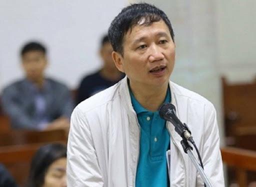 Đã quyết định ngày tiếp tục xử cựu Chủ tịch PVN Đinh La Thăng - Ảnh 2.