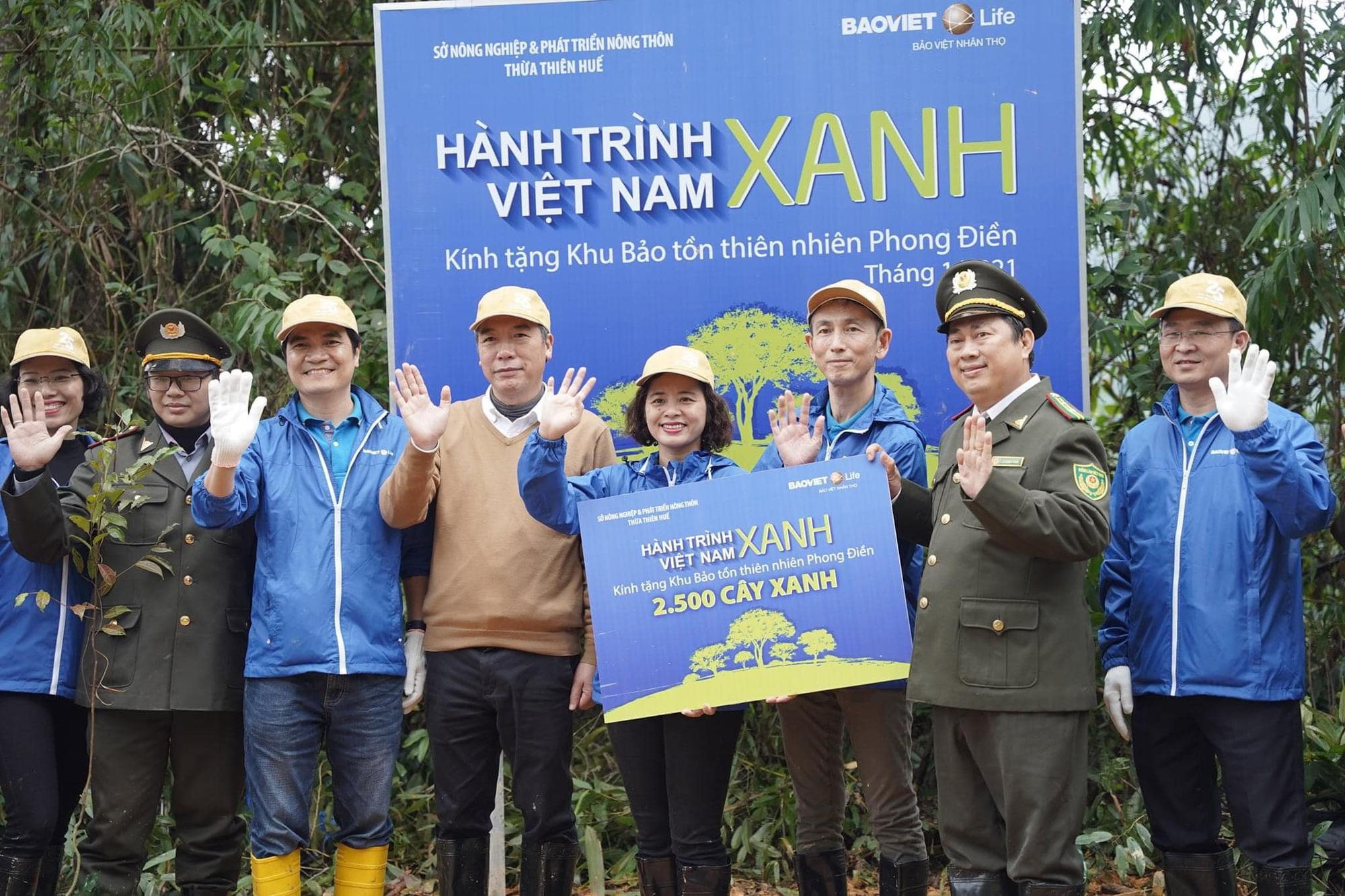 Trồng 2.500 cây gỗ bản địa đầu tiên tại Khu bảo tồn thiên nhiên Phong Điền - Ảnh 3.