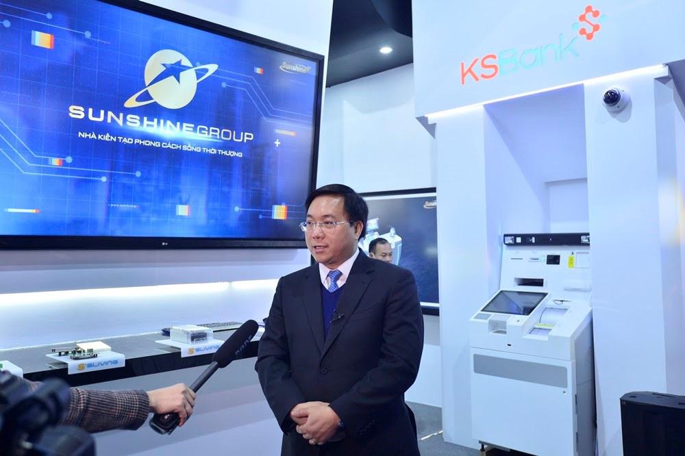 Dấu ấn của Sunshine Group tại Triển lãm quốc tế Đổi mới sáng tạo Việt Nam 2021 - Ảnh 5.