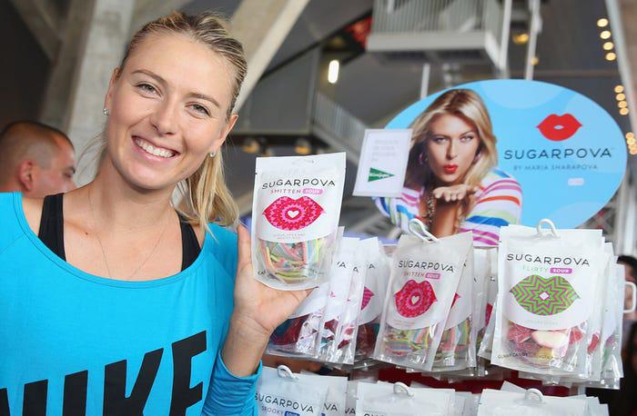 """""""Búp bê Nga"""" Maria Sharapova kiếm 325 triệu USD như thế nào? - Ảnh 6."""