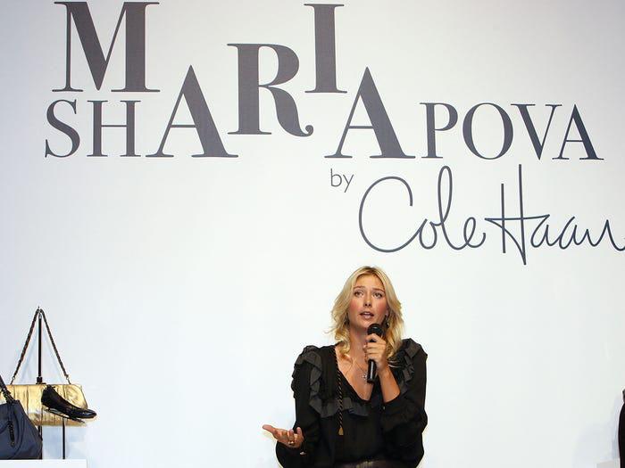 """""""Búp bê Nga"""" Maria Sharapova kiếm 325 triệu USD như thế nào? - Ảnh 3."""