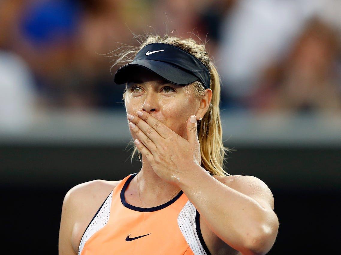 """""""Búp bê Nga"""" Maria Sharapova kiếm 325 triệu USD như thế nào? - Ảnh 1."""