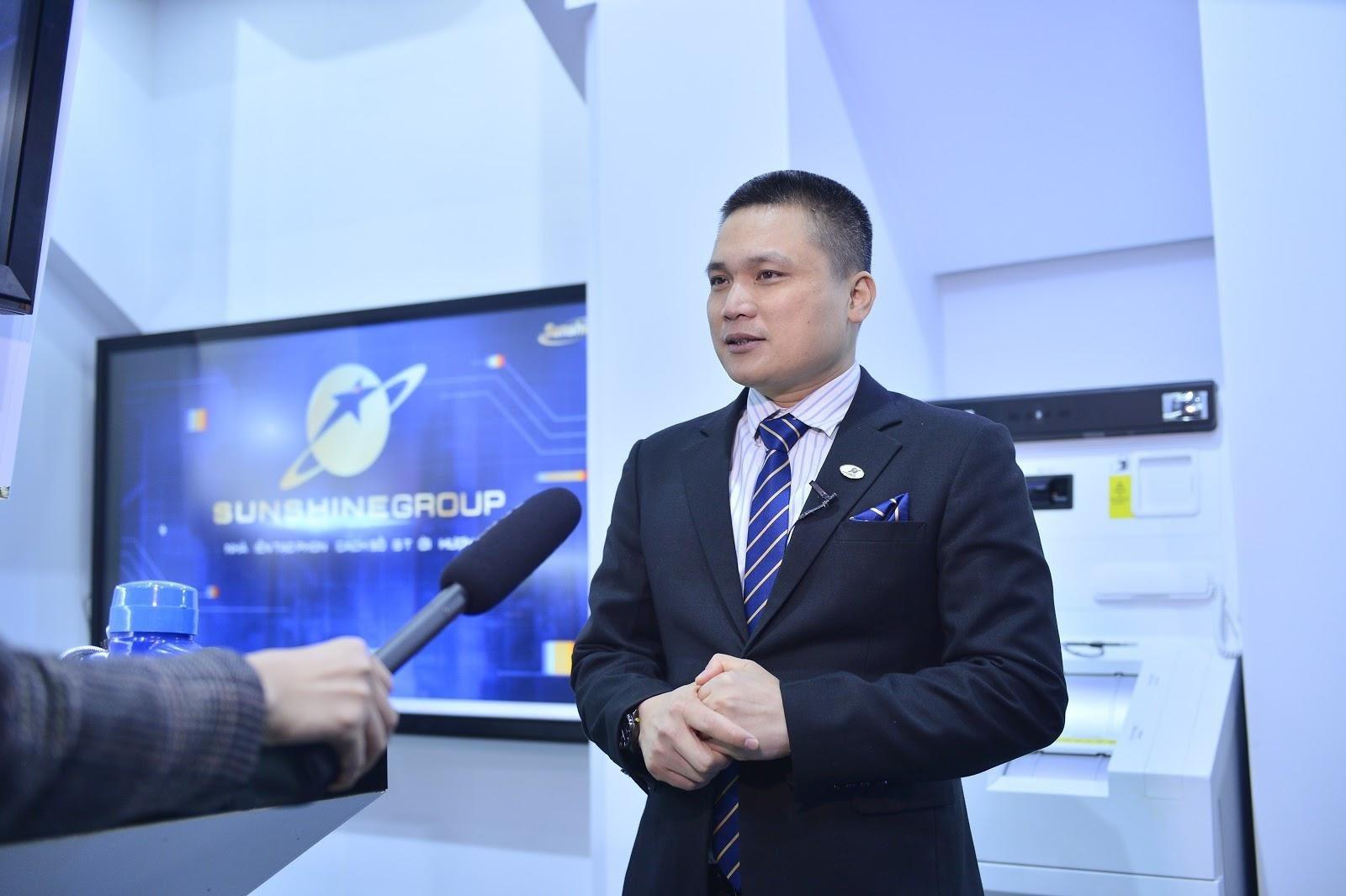 Dấu ấn của Sunshine Group tại Triển lãm quốc tế Đổi mới sáng tạo Việt Nam 2021 - Ảnh 7.