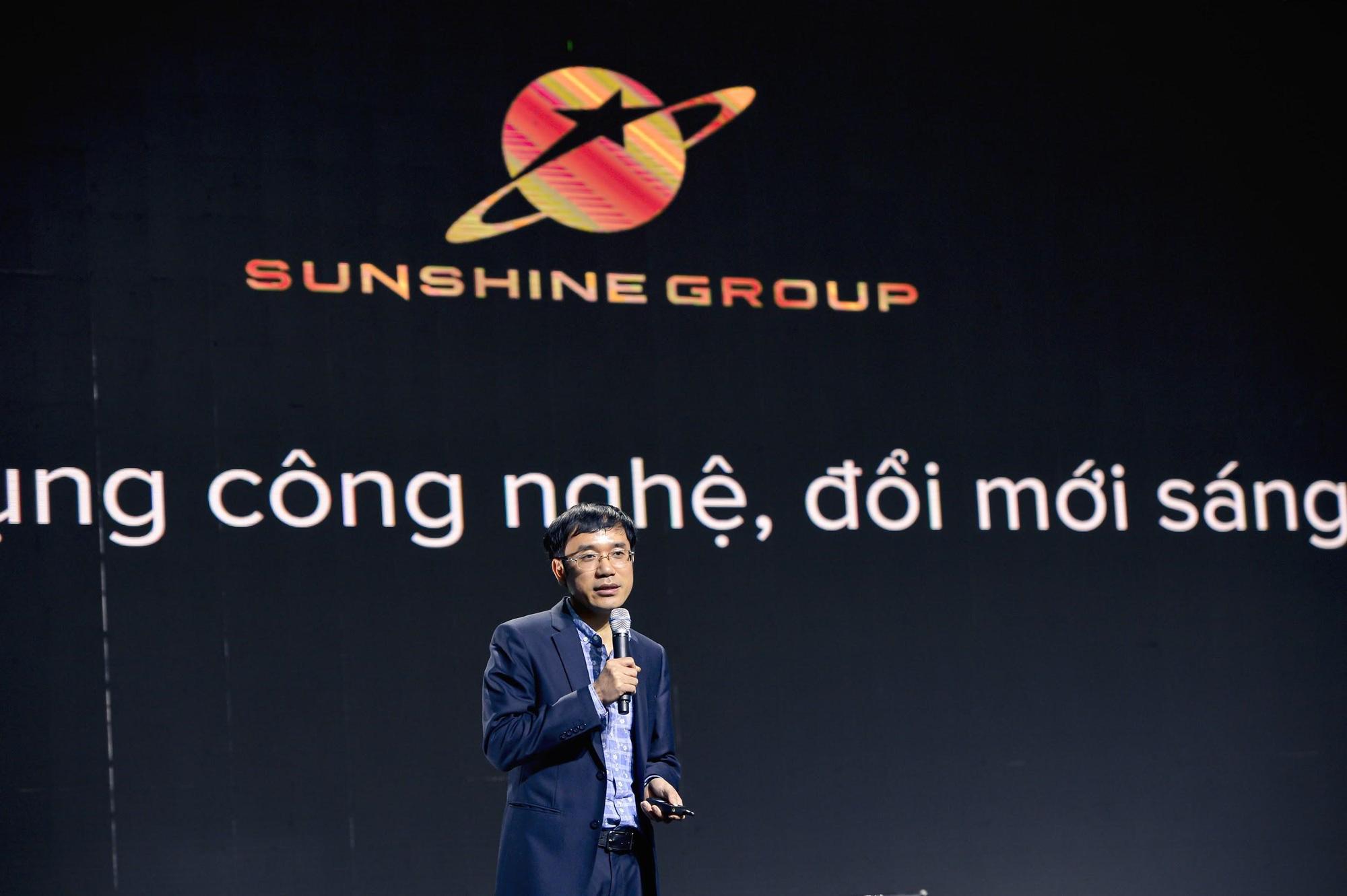 Dấu ấn của Sunshine Group tại Triển lãm quốc tế Đổi mới sáng tạo Việt Nam 2021 - Ảnh 8.