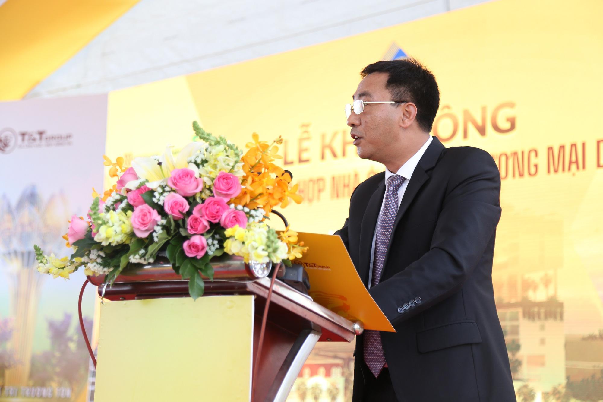 T&T Group khởi công khu phức hợp nhà ở - thương mại dịch vụ tại Trung tâm TP. Long Xuyên - Ảnh 2.