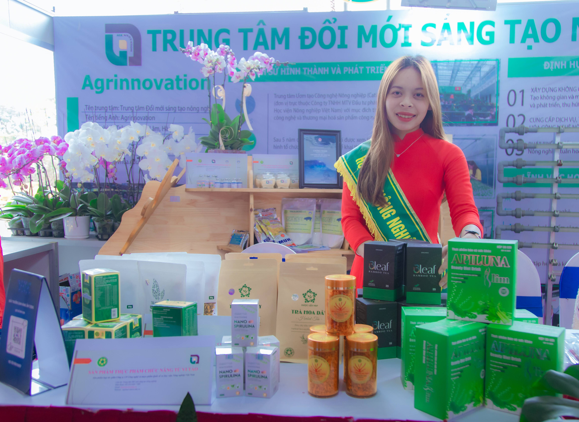 Giám đốc Học viện Nông nghiệp Việt Nam nói gì về cơ hội khởi nghiệp của sinh viên? - Ảnh 2.