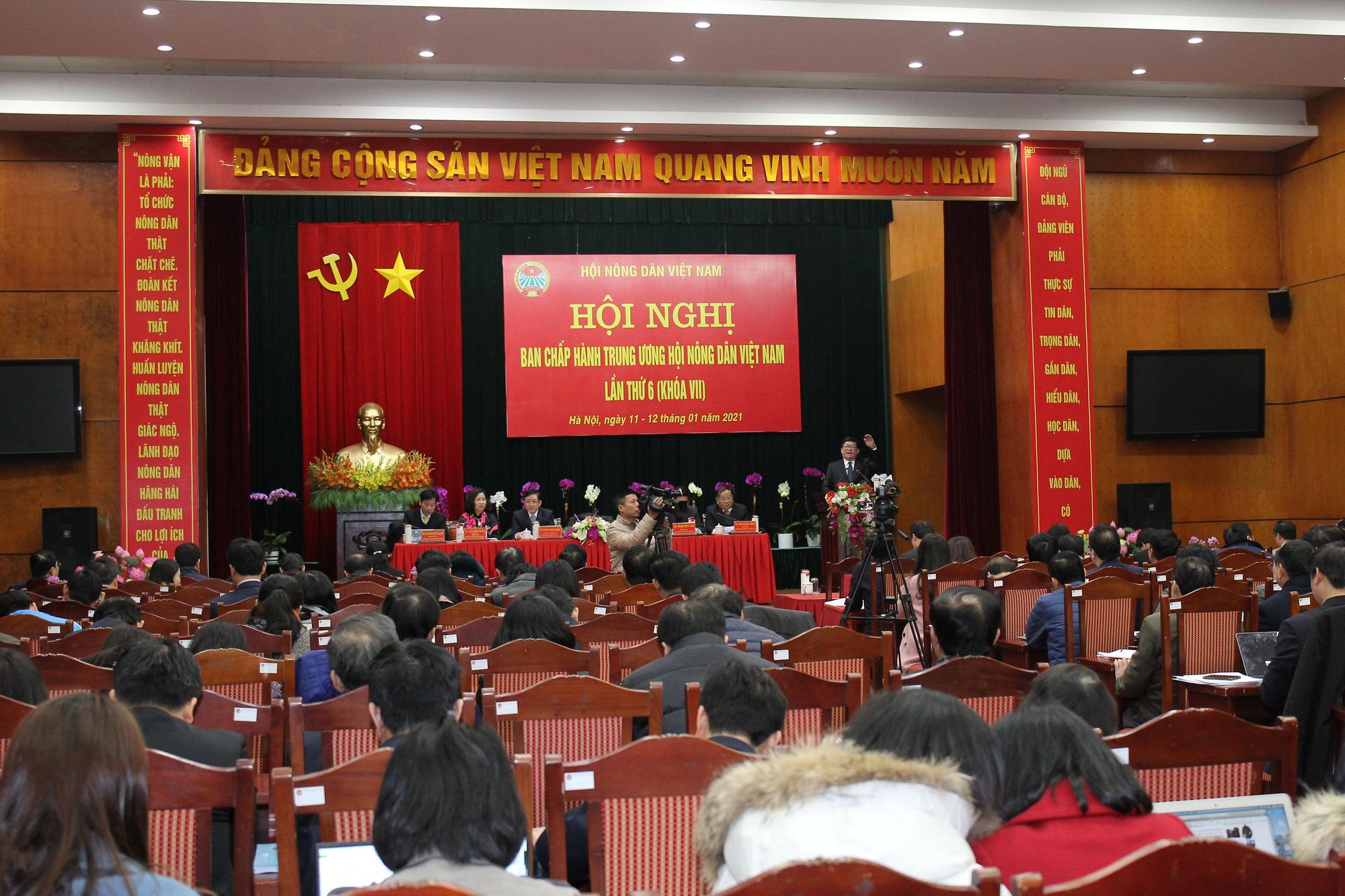 """Chủ tịch Hội NDVN Thào Xuân Sùng: Thay đổi tư duy sản xuất nông nghiệp, thúc đẩy mối liên kết """"6 nhà"""" - Ảnh 2."""