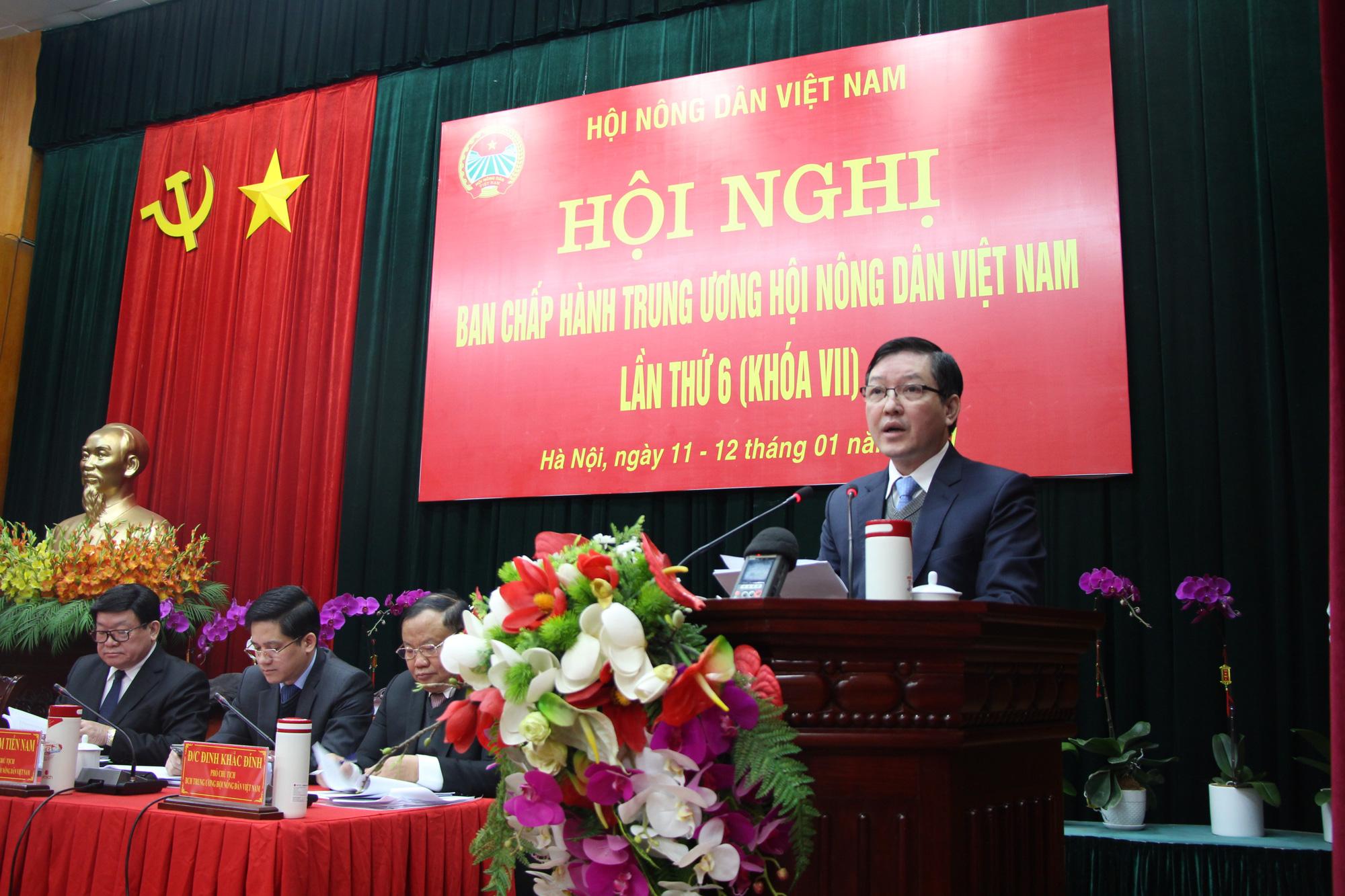 """Chủ tịch Hội NDVN Thào Xuân Sùng: Thay đổi tư duy sản xuất nông nghiệp, thúc đẩy mối liên kết """"6 nhà"""" - Ảnh 3."""
