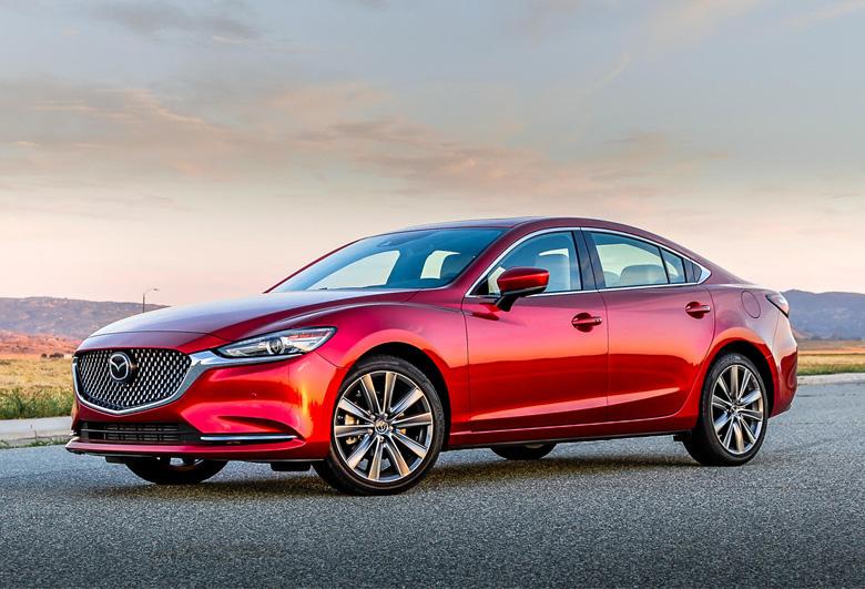 """Mazda 6 2021 có gì đặc biệt để """"đe doạ"""" Toyota Camry? - Ảnh 4."""