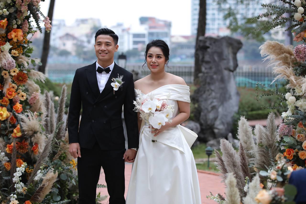 Đám cưới Tiến Dũng - Khánh Linh là sự kiện nhận được nhiều sự quan tâm.