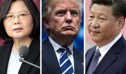 Căng thẳng Trung Quốc - Đài Loan leo thang vì Trump? - Ảnh 1.