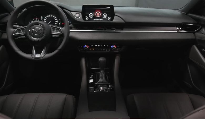 """Mazda 6 2021 có gì đặc biệt để """"đe doạ"""" Toyota Camry? - Ảnh 3."""